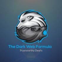 The Dark Web Formula