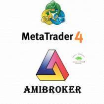AMIBROKER AND META TRADER 4 INDICATORS